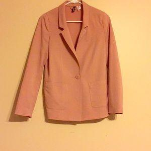 Blush Pink Blazer H&M